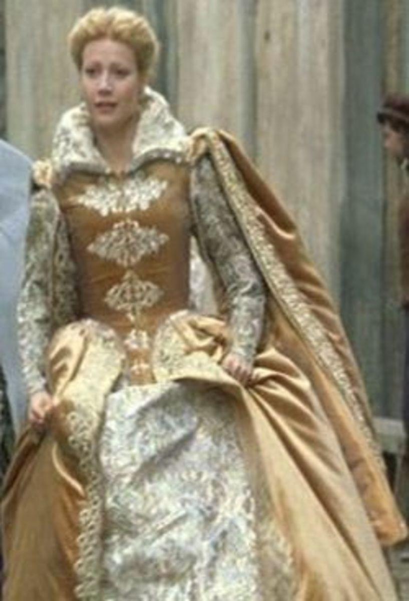 Viola De Lesseps (Gwyneth Paltrow) from  Shakespeare in Love