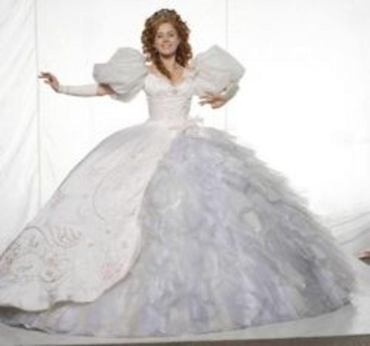 Giselle (Amy Adams) from Enchanted
