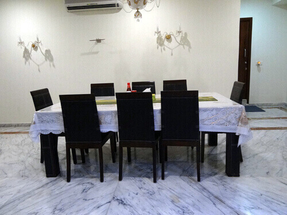 Good Feng Shui for dining room is important for a harmonious design