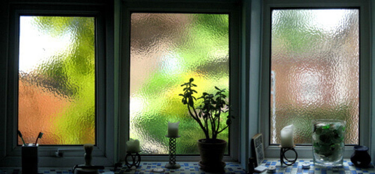 Good feng shui for bathrooms with plenty of sunlight and direct openings to the outside air
