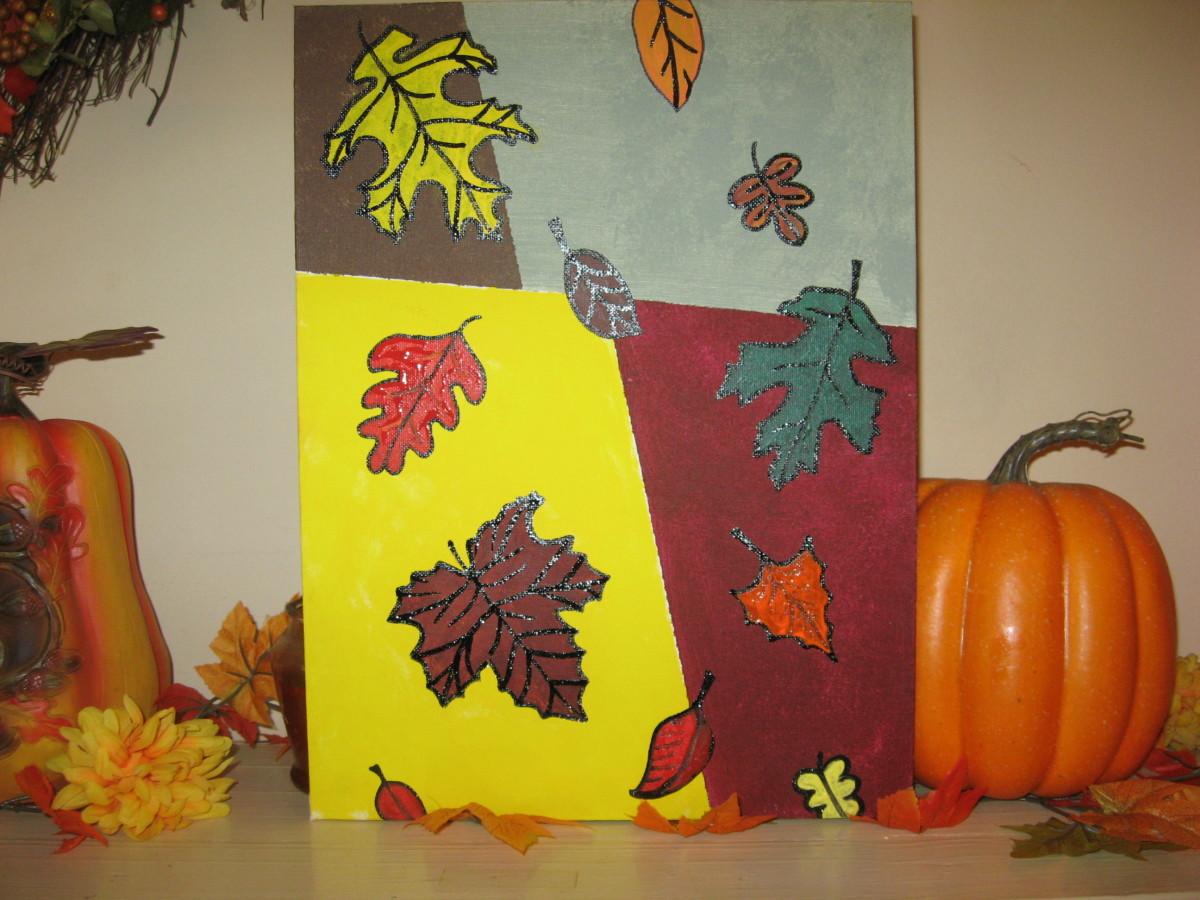Homemade Fall Decorations