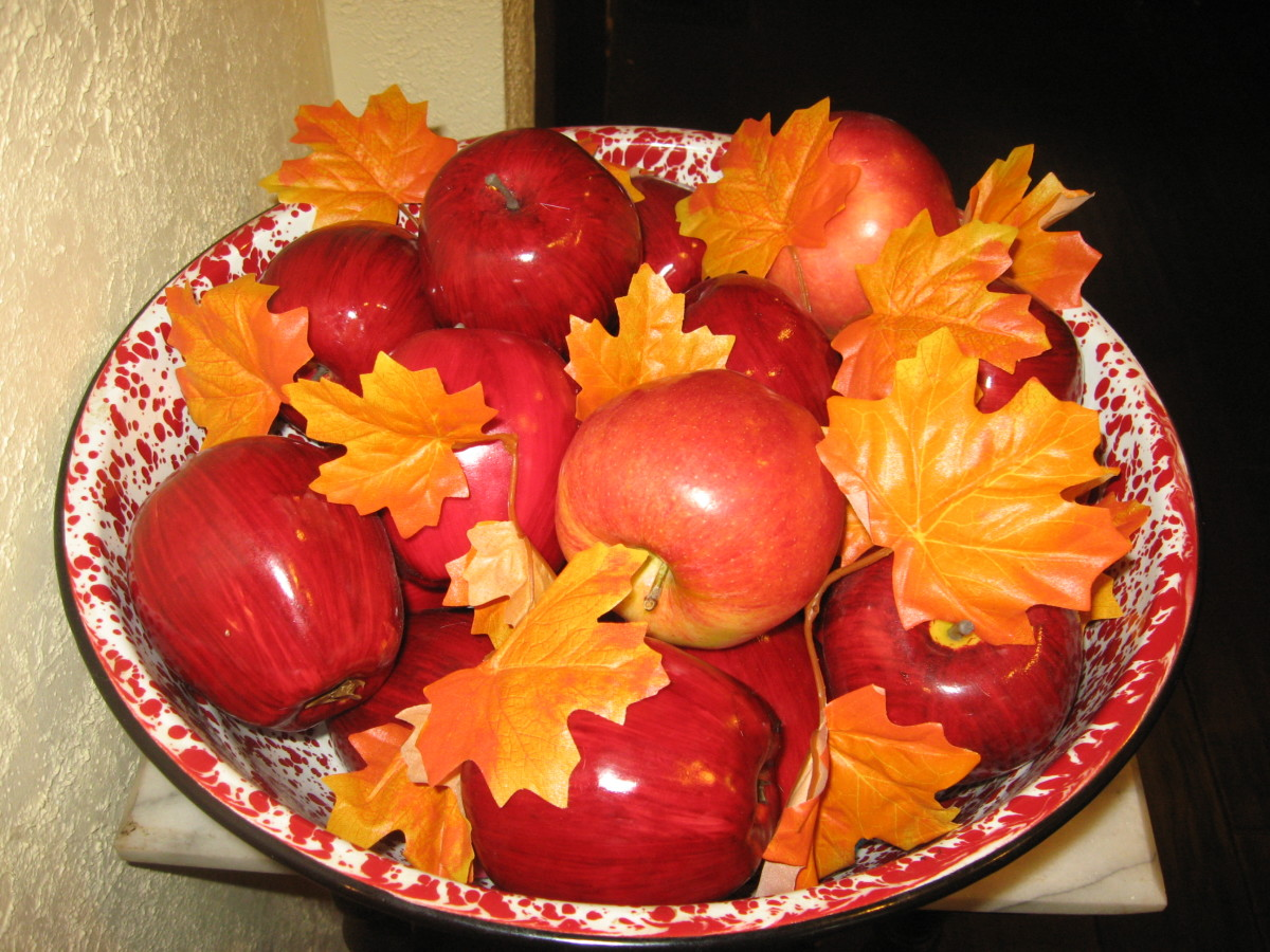 Fall decorations thanksgiving decorating ideas - Inexpensive thanksgiving centerpieces ...