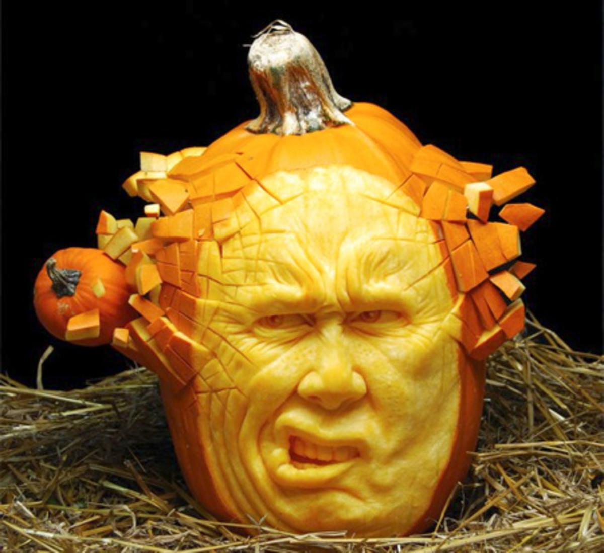 Pumpkin Carving Stencils & Ideas For Halloween