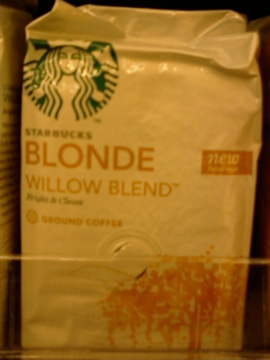 Starbuck's Brand Coffee