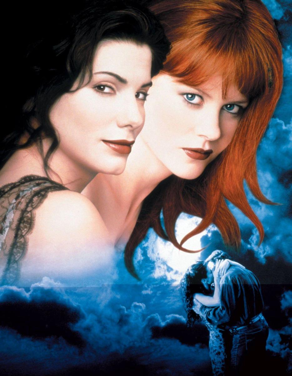 Sally and Gillian Owens from Practical Magic are both good witch costume ideas for you