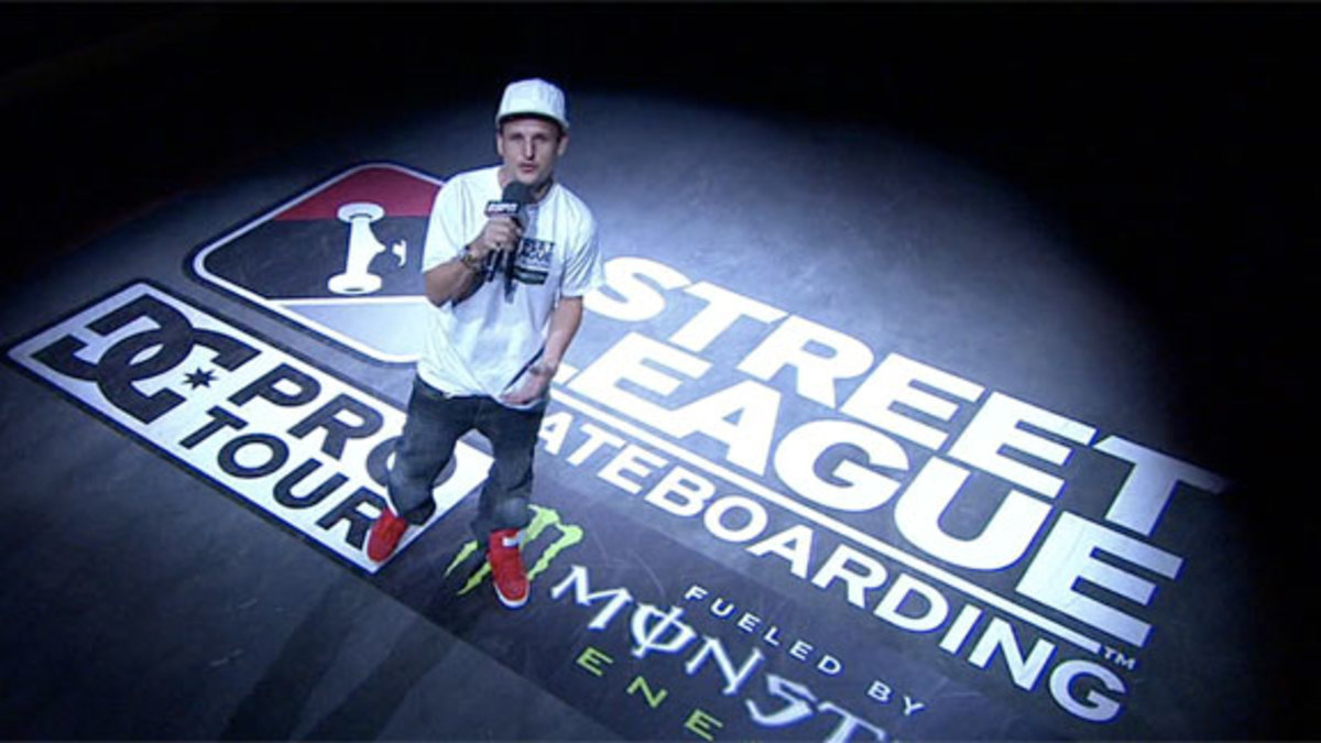 Street League Skateboarding