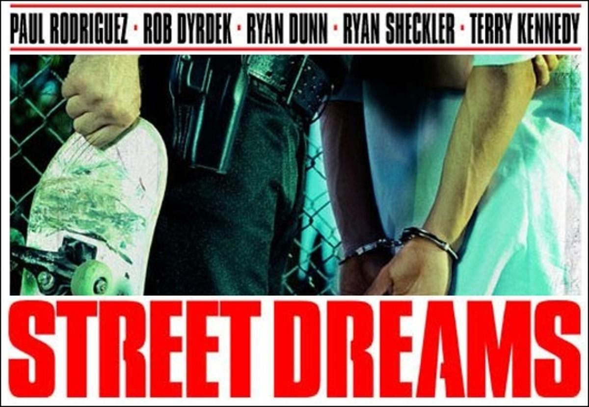Rob dyrdek professional skateboarder entrepreneur for Street of dreams