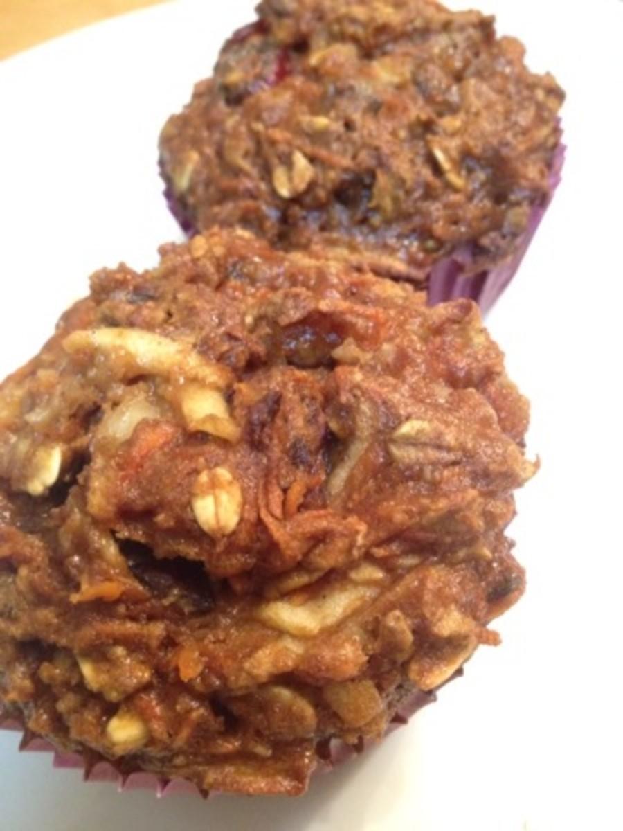 Wake up to...Morning Glory Muffins!