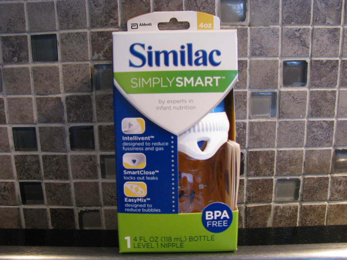 Free Similac bottle from signing up with their Strong Moms program.