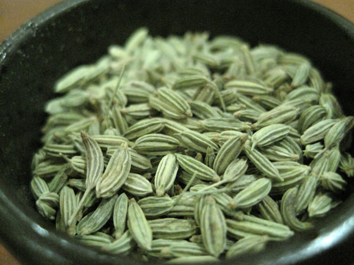 Fennel tea is really helpful to get rid of gas, bloating, and flatulence.
