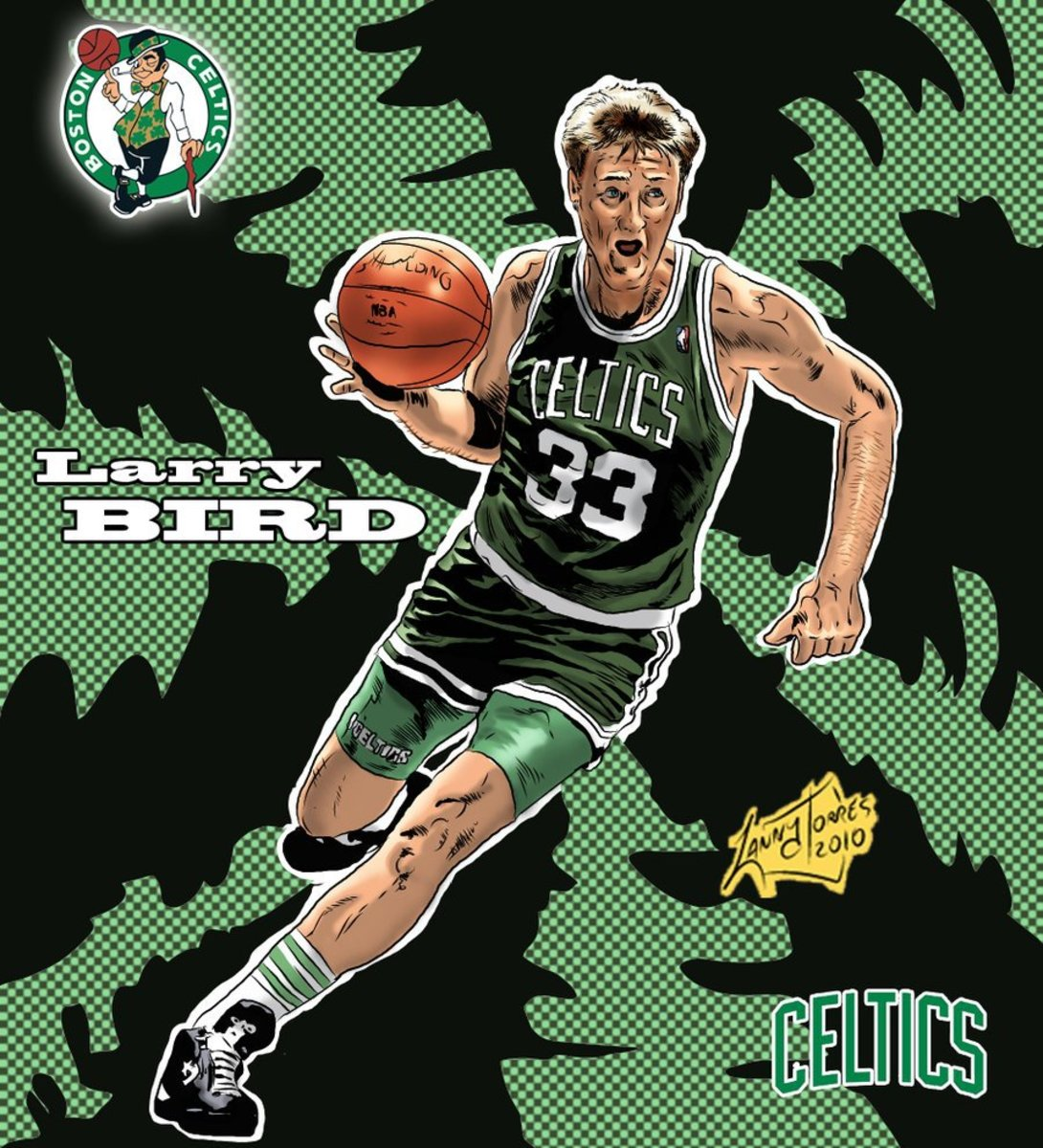 The legacy of Larry Bird:  A Rare Bird