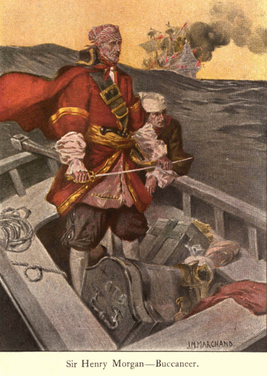 Biography of Captain Henry Morgan