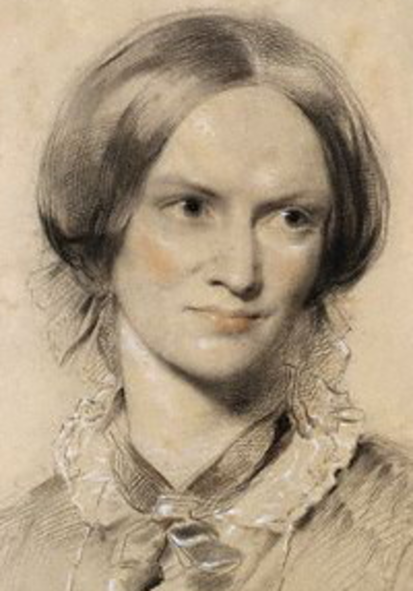 Charlotte Bronte and her novel