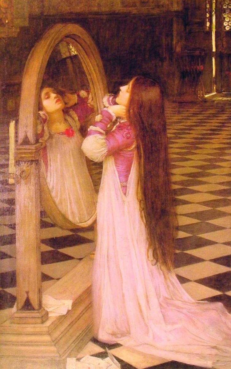 Vanity: John William Waterhouse