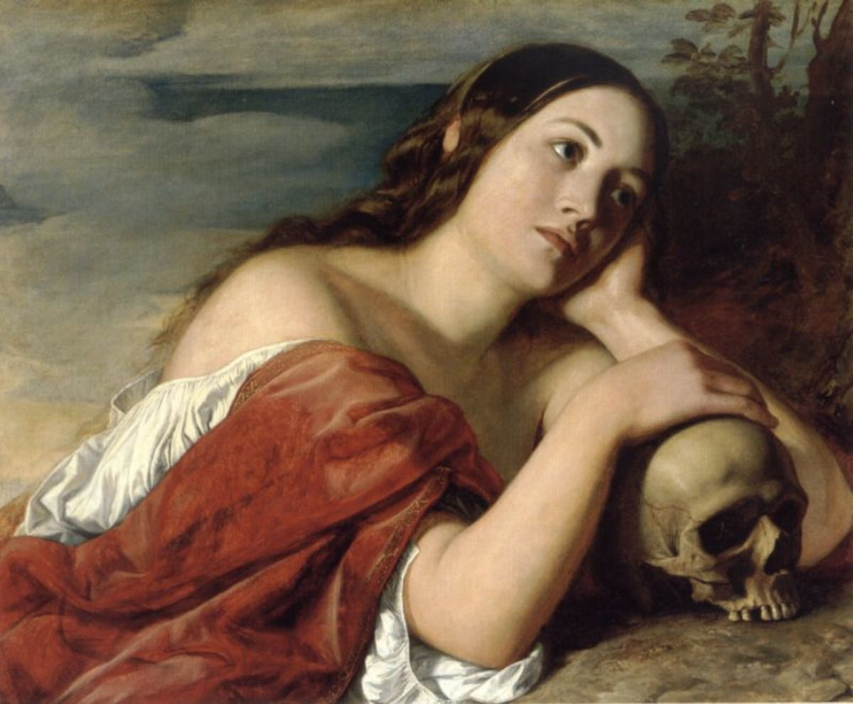 Omnia Vanitas : William Dyce