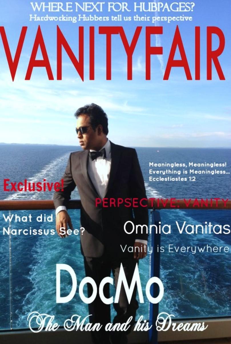 Vanity ~ Omnia Vanitas