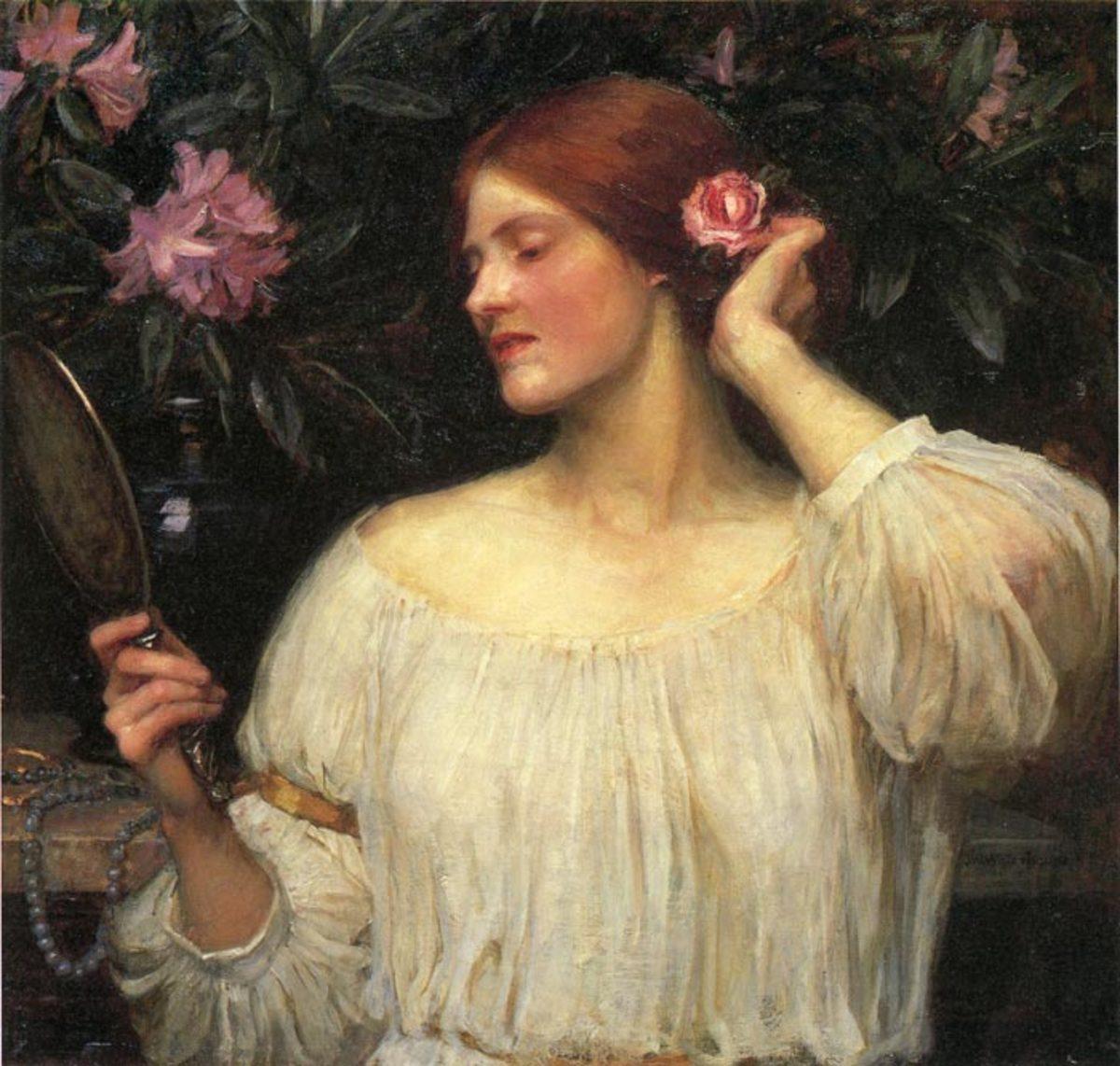 Vanity - John William Waterhouse