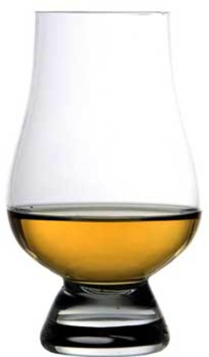 A Glencairn Glass