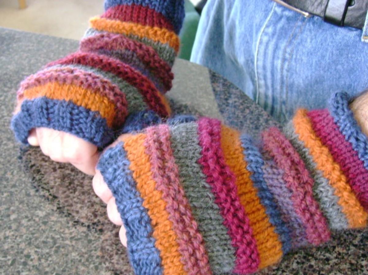 stash-o-motastic fingerless mitts for men
