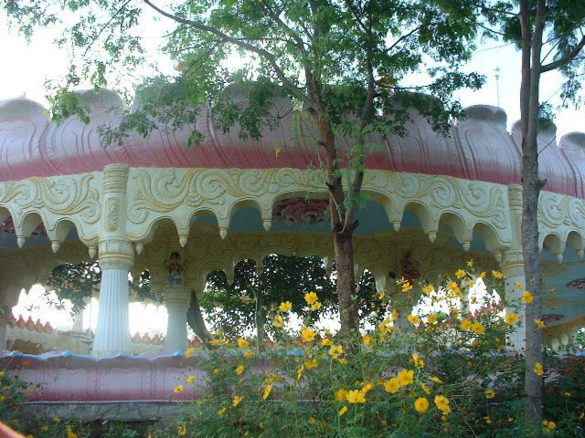 Sumeru Mantap: One of the Best Places in Bangalore
