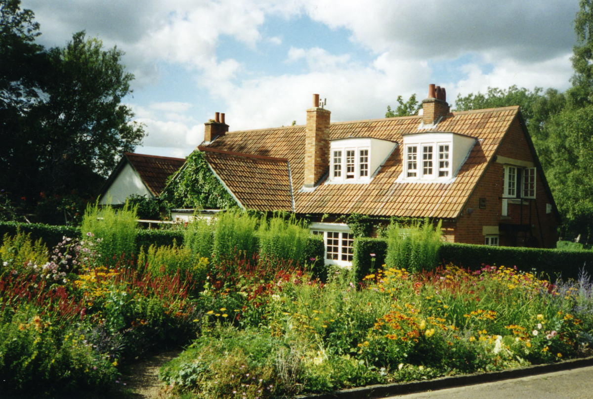 """THE KILNS"" was the home of C. S. LEWIS for 34 years"