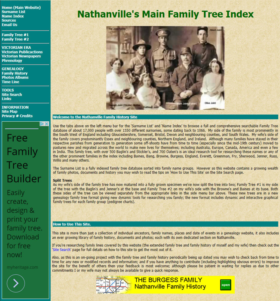 Choosing the Best Family Tree Software