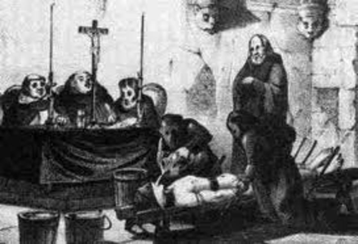 Torture in Medieval Times