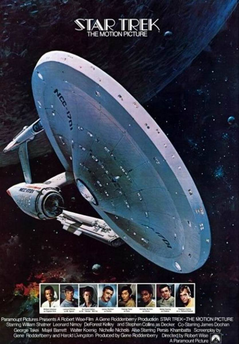 Star Trek The Motion Picture (1979)
