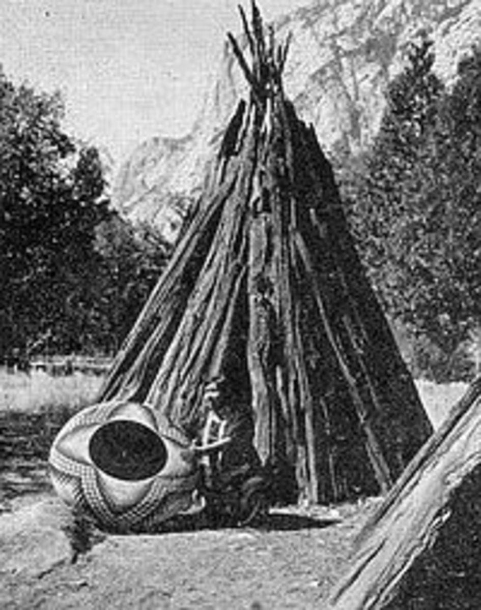 Lucy Parker Telles 1933,  Mono Lake Paiute - Kucadikadi (Northern Paiute) and Southern Sierra Miwok