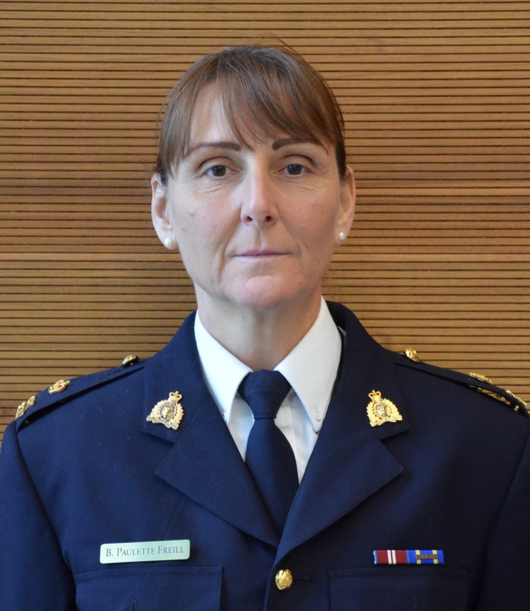 Inspector Paulette Freii