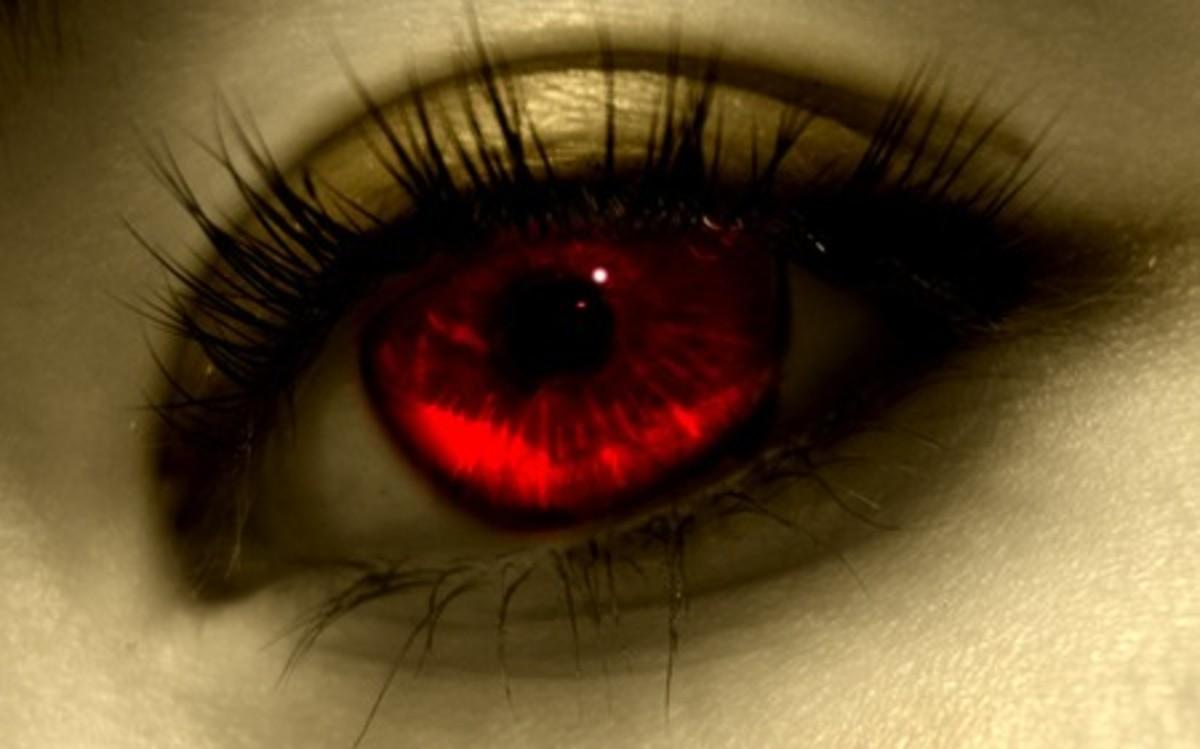 The Evil Eye or Nazar