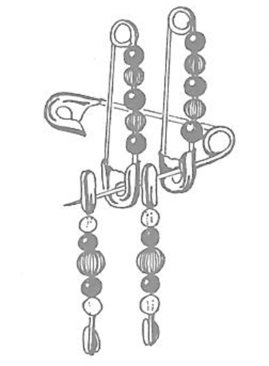Horizontal Connector Pin
