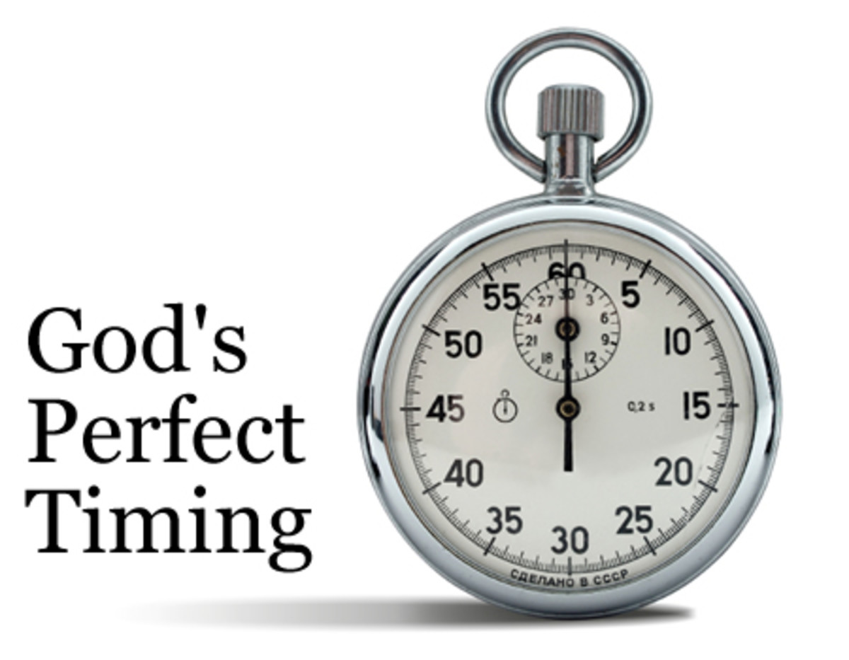 God's timing is always perfect - an experience with Sri Sathya Sai Baba