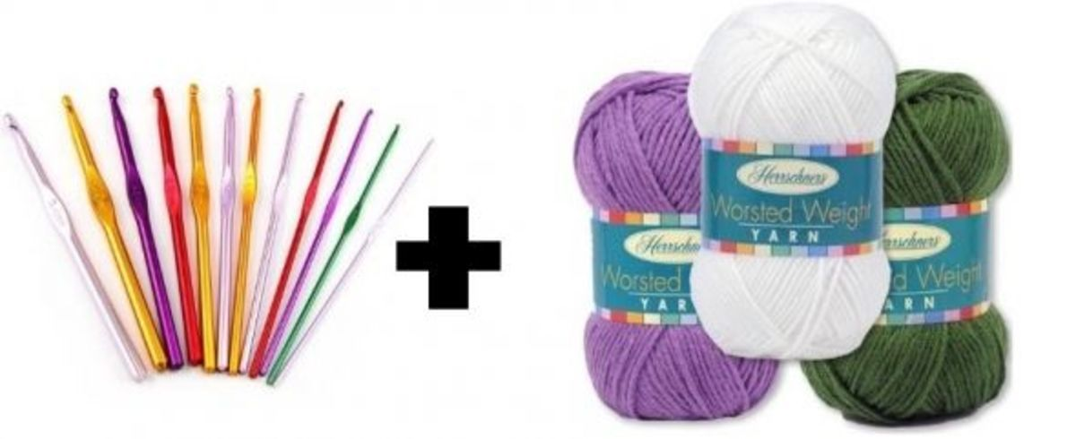 learn to crochet-how to crochet