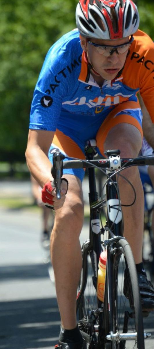 How To Improve Your Functional Threshold Power for Cycling