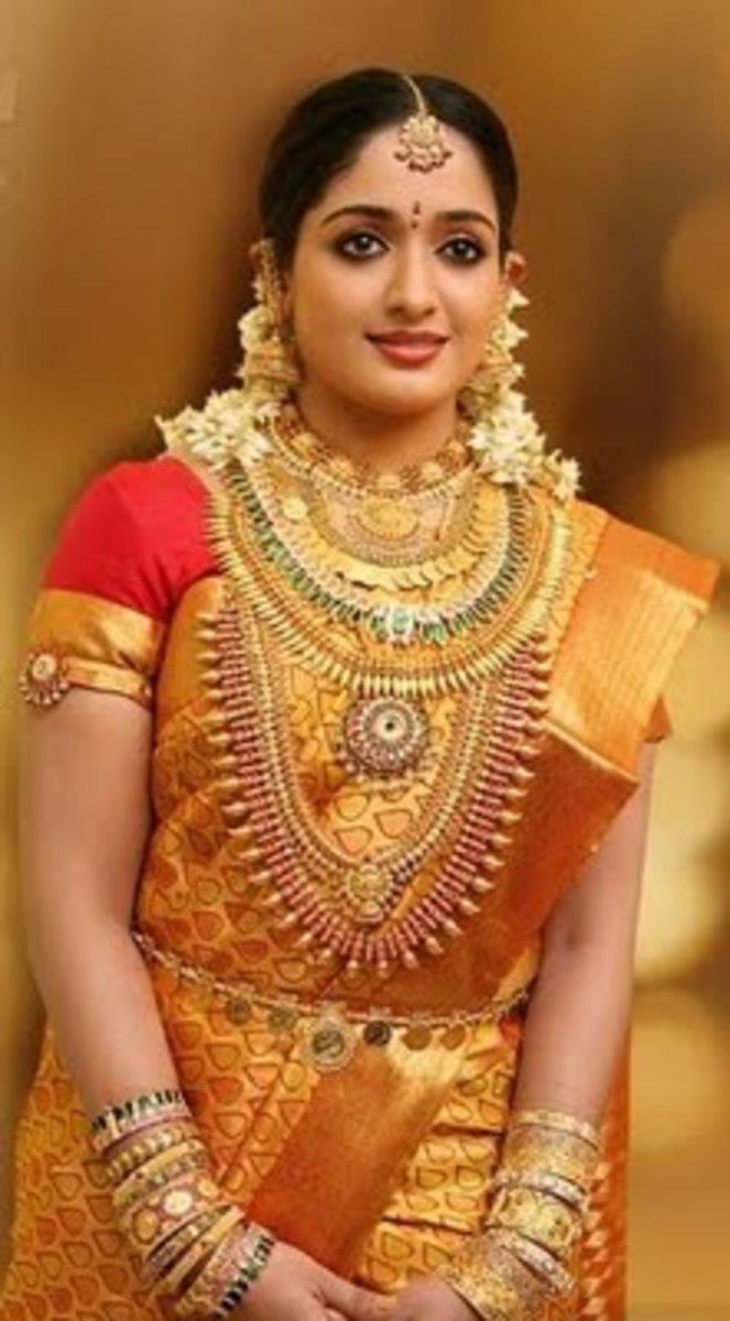 A rich Malayali Bride