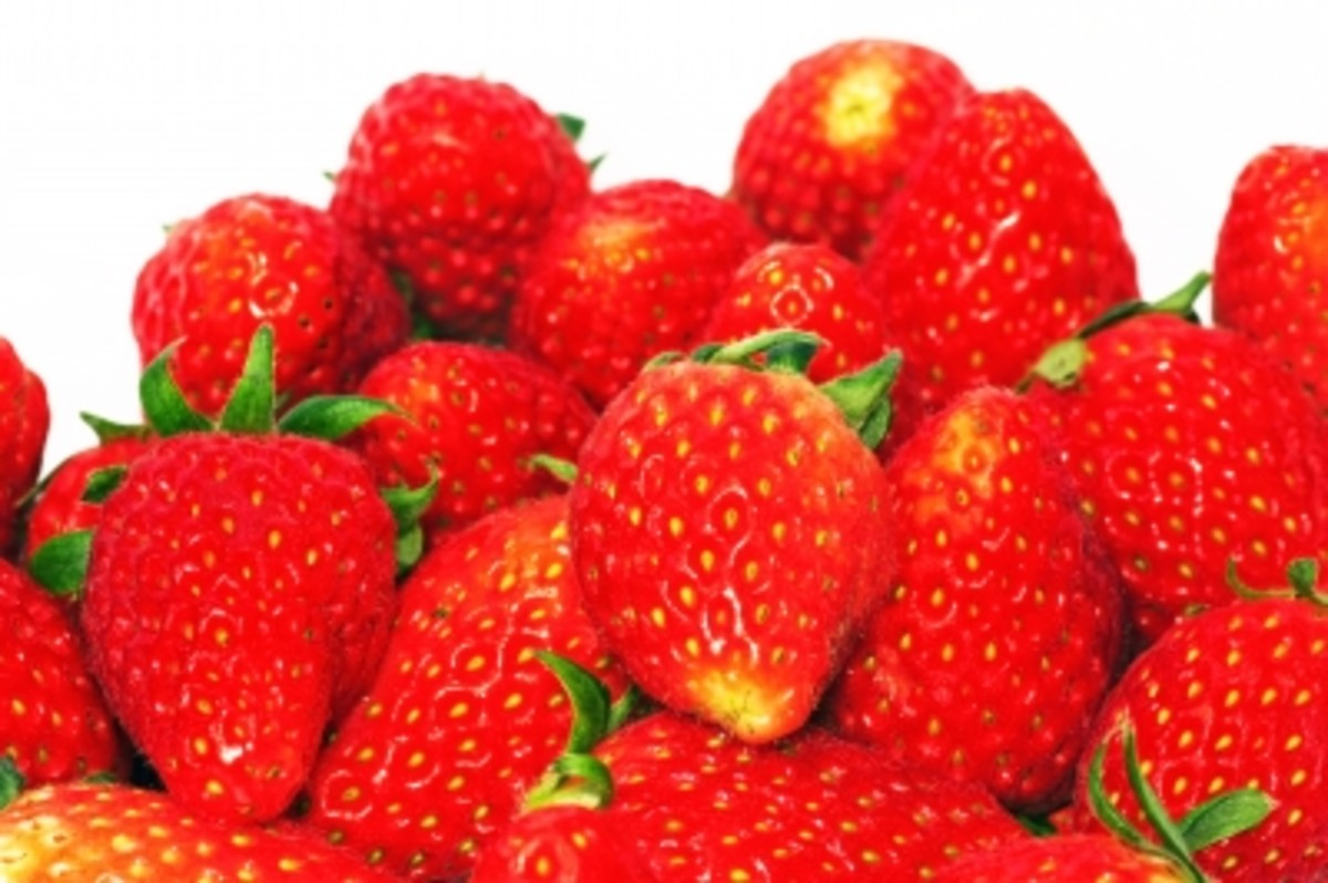 How to Make Strawberry Scented Beauty and Cosmetic Products