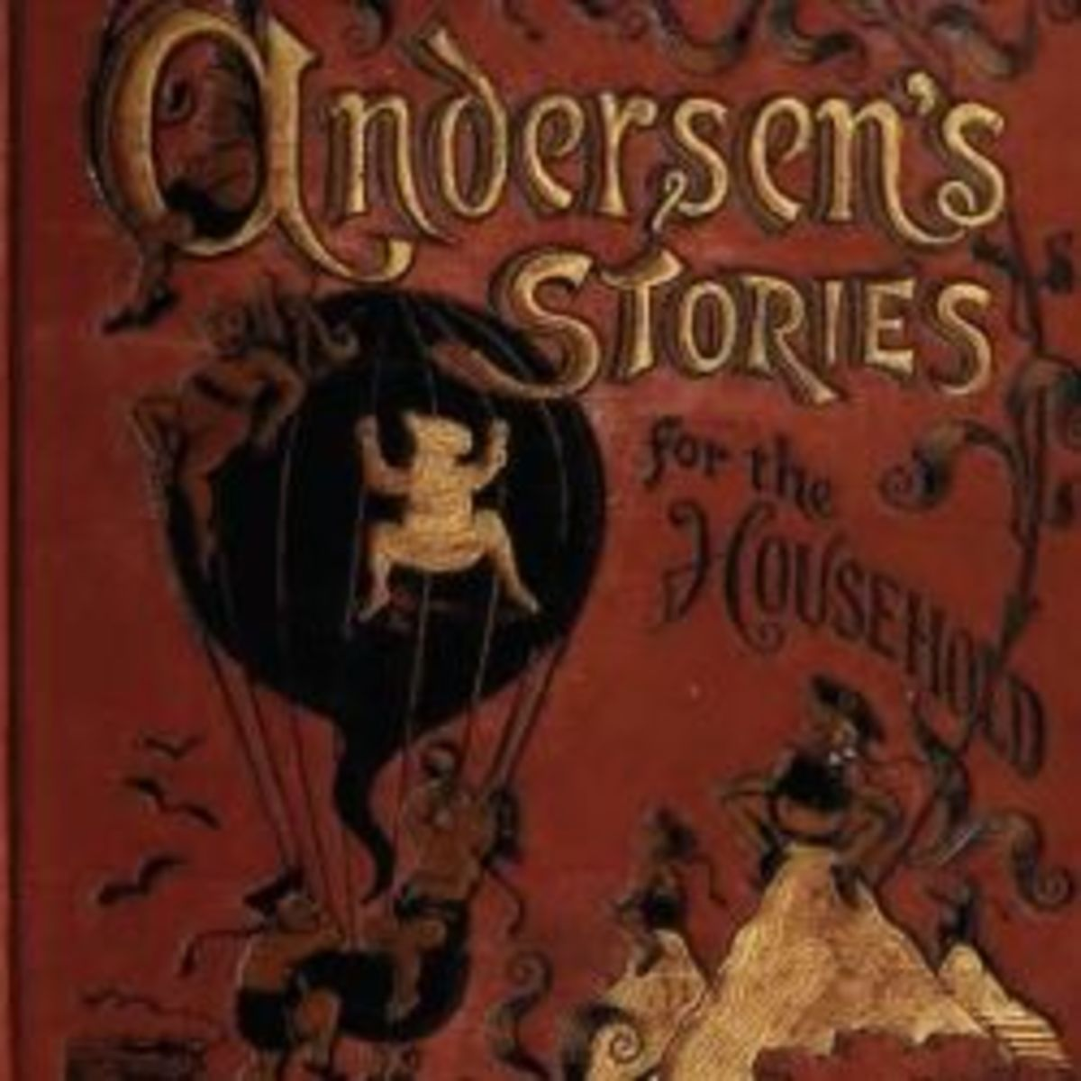 Hans Christian Andersen Fairy Tales: Real people and places behind the best stories for children