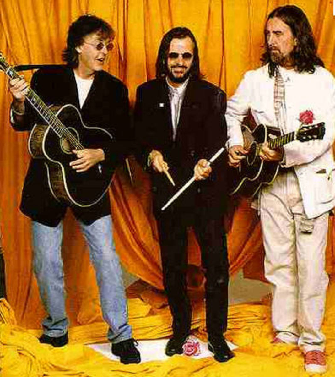 Beatles in 1995