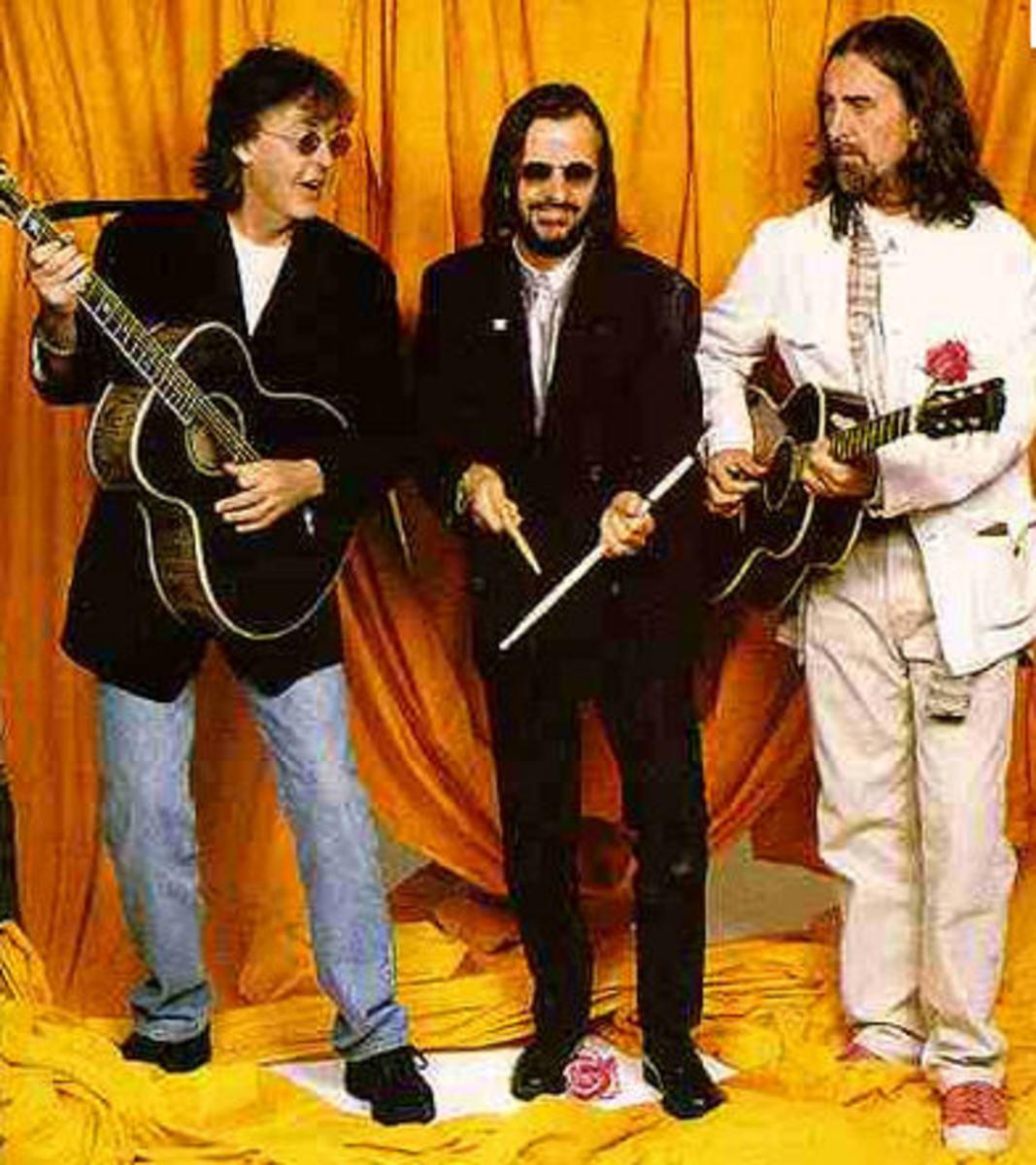 Beatles in 1995