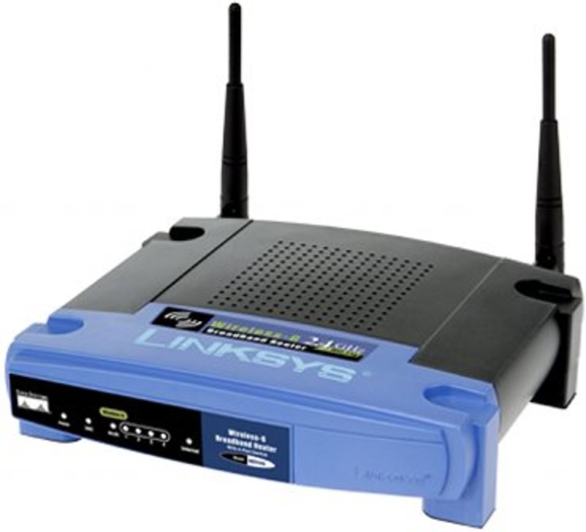 Wireless network Broadband router