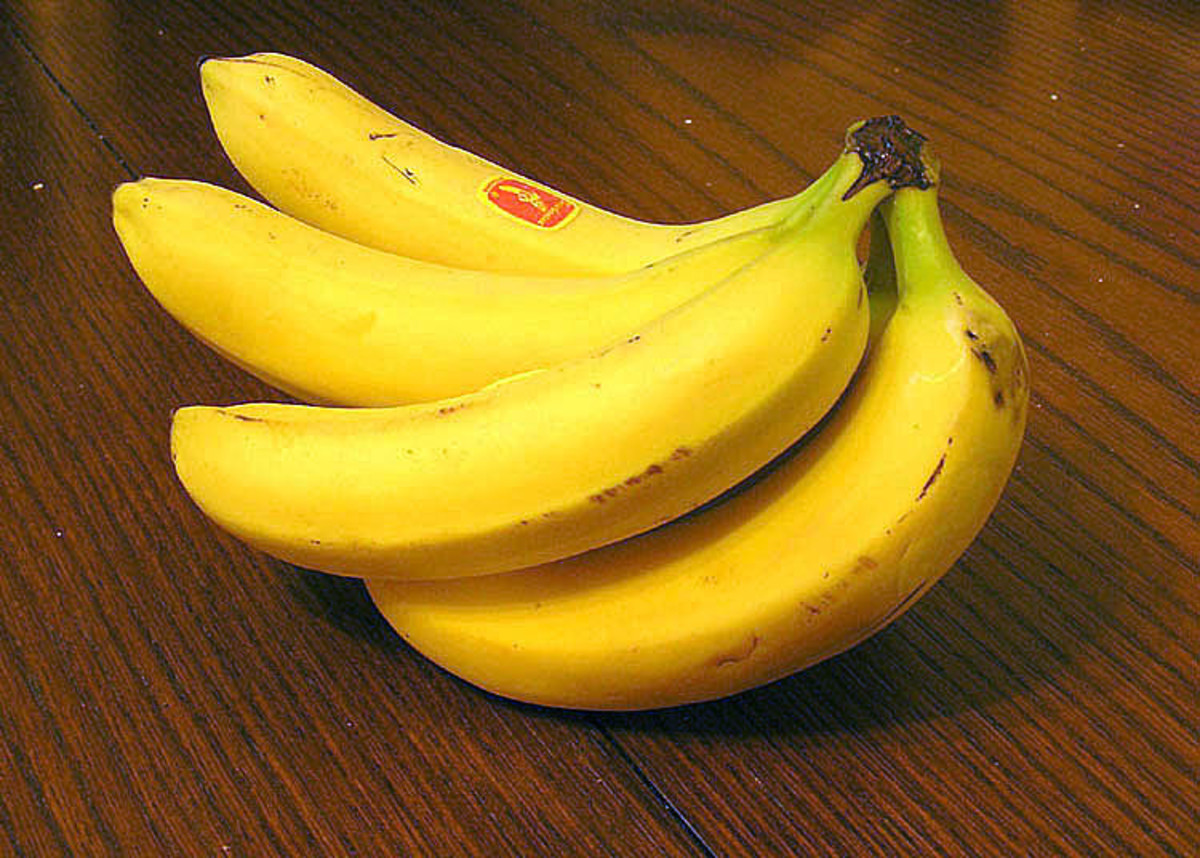 Facts, Nutrients And Health Benefits Of Bananas