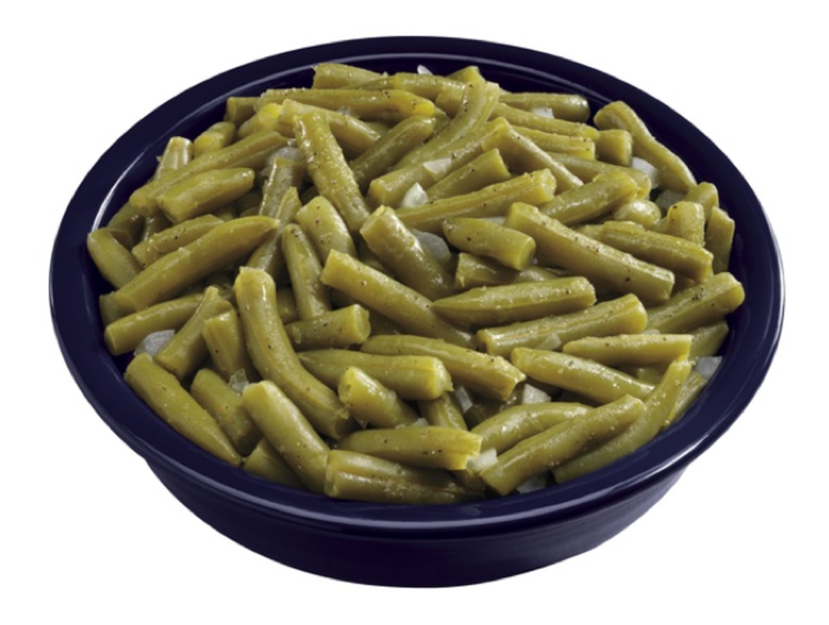 """MSG stands for """"Mighty Super Green beans."""""""