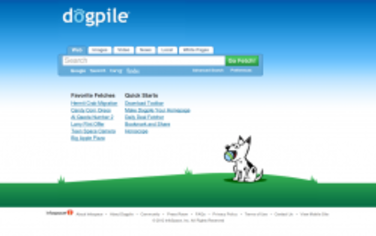 7 Sites Like Google - Other Popular Search Engines