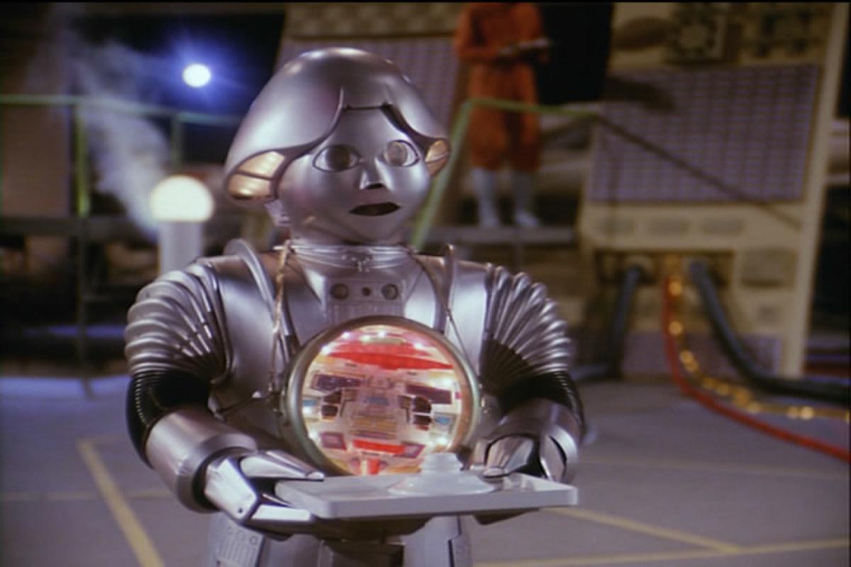 10 Best Television Robots