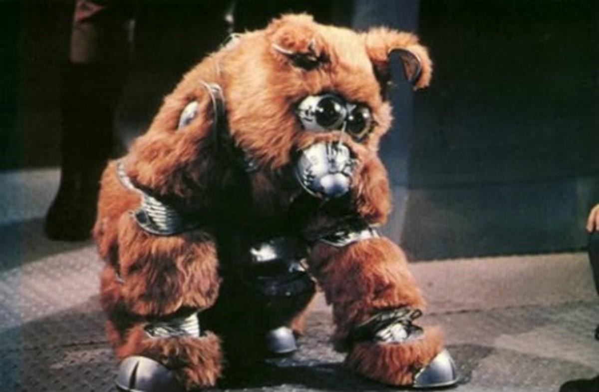 Muffit 2 from Original Battlestar Galactica