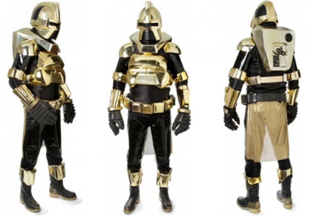 Gold Cylon Centurion