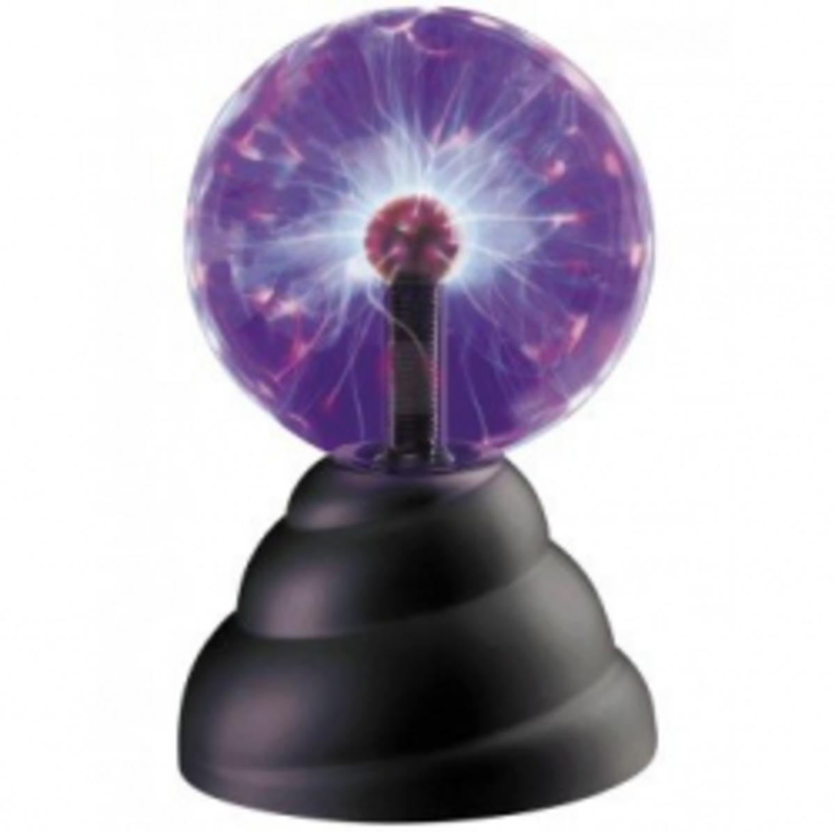 "8"" Nebula Plasma Ball"