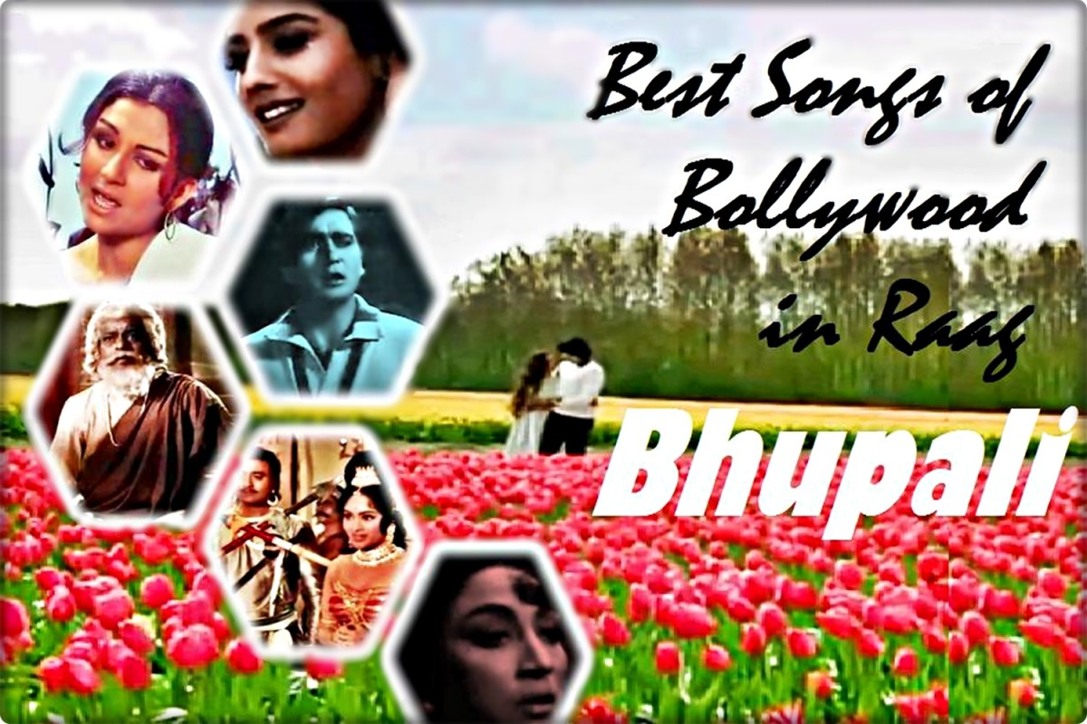 Best Bollywood Songs based on Raag Bhupali