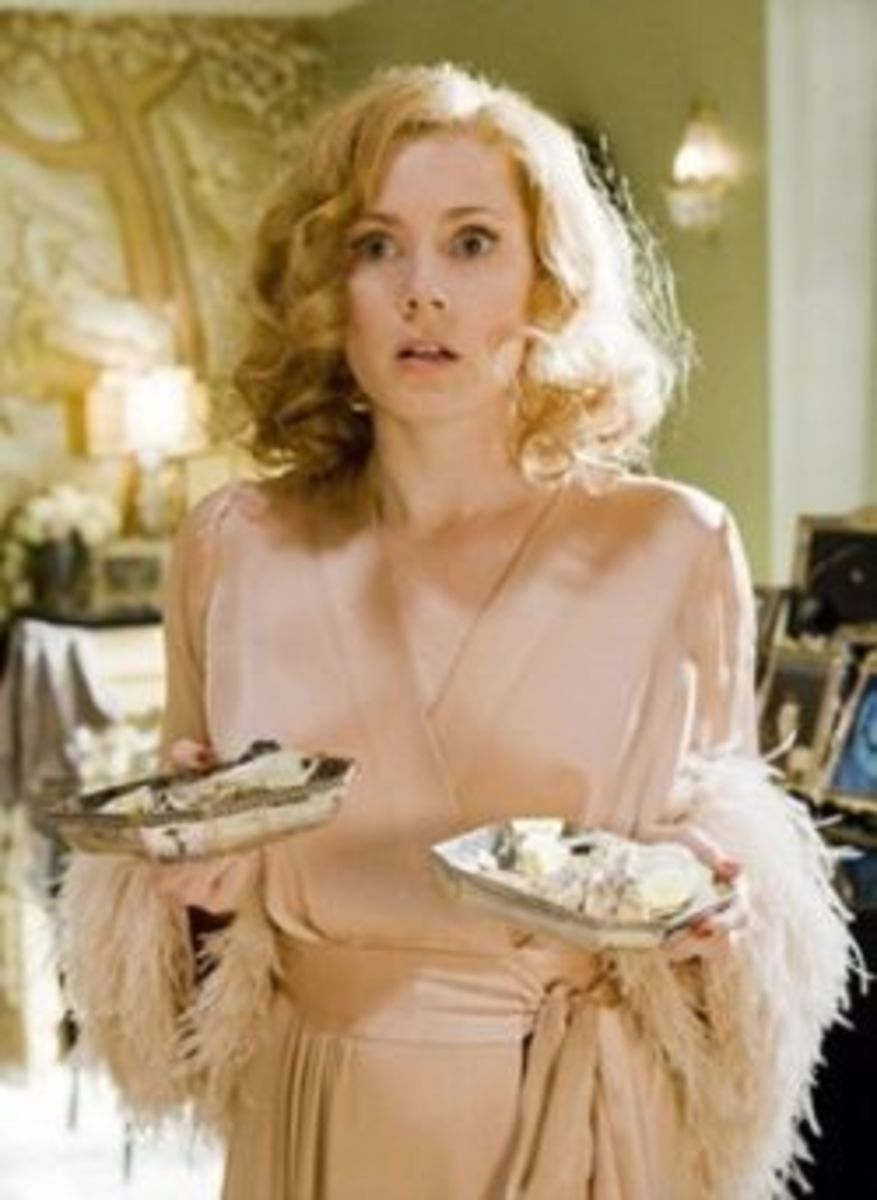 Amy Adams as Delysia from Miss Pettigrew Lives for a Day